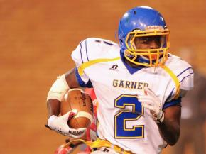 Page vs Garner;  NCHSAA 4AA State Championship - December 3, 201