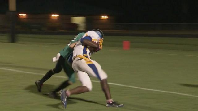 Jennings: Garner vs. West Johnston, Knightdale vs. SE Raleigh (Oct. 5, 2012)