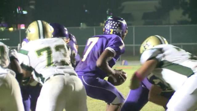 Kinston vs. Tarboro (Oct. 5, 2012)