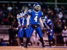 Scotland County defeated E.E. Smith 35-28 Friday night to advance.