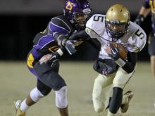Carrboro took a 20-16 win over Reidsville Friday night.
