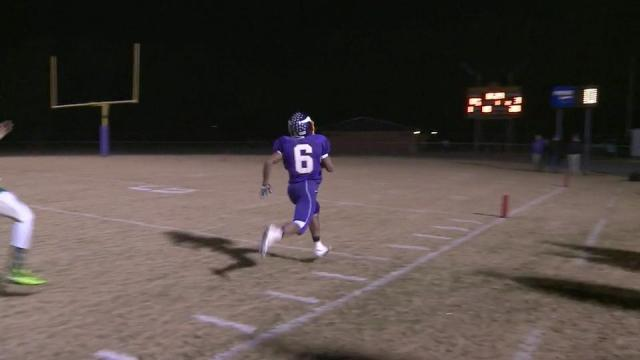 Armstrong: Northeastern vs. Tarboro (Nov. 16, 2012)