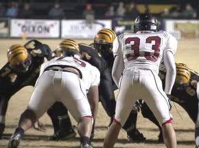 Red Springs vs. James Kenan (Nov. 16, 2012)