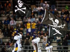 Friday Night Football: Jack Britt vs. Garner at Garner High School, November 23, 2012.