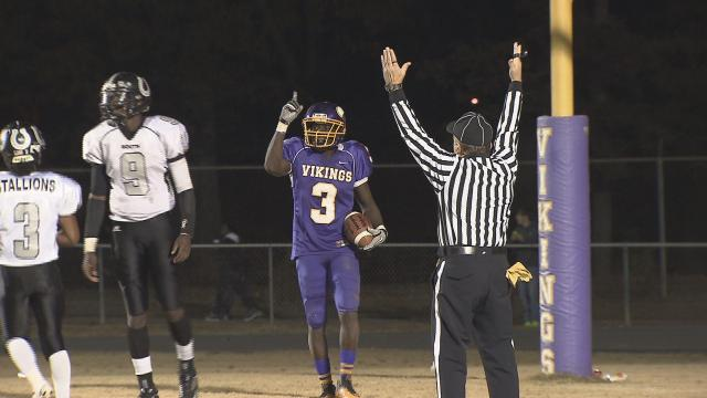 South Columbus vs. Tarboro (Nov. 23, 2012)