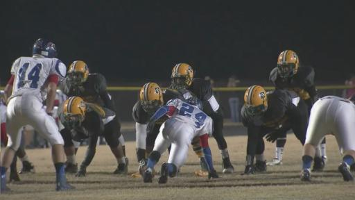Highlights: Greene Central vs. Bunn (Nov. 15, 2013)