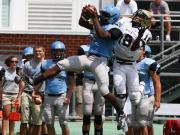 2014 HighSchoolOT Jamboree: Panther Creek  20, E.E. Smith 7