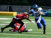 2014 HighSchoolOT Jamboree: Princeton 28, Rolesville 6