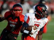 2014 HighSchoolOT Jamboree: Middle Creek 17, Southern Durham 12