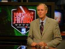 Tom Suiter gathered the Football Friday team for a preseason rehearsal ahead of Friday's season opener.