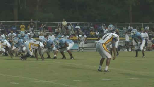 Highlights: Goldsboro vs. Aycock (Sept. 12, 2014)