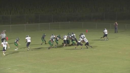 Highlights: Wake Christian vs. Spring Creek (Sept. 12, 2014)
