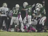 Highlights: Knightdale vs. Southeast Raleigh (Oct. 17, 2014)