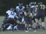 Armstrong: Cardinal Gibbons vs. Chapel Hill, Jordan Matthews vs. Carrboro (Oct. 24, 2014)