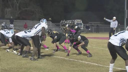 Highlights: Southern Vance vs. Roanoke Rapids (Oct. 31, 2014)