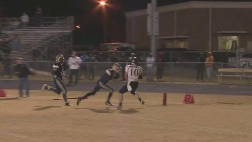 Highlights: South Johnston vs. Smithfield-Selma (Nov. 7, 2014)