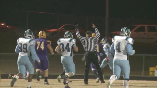 Highlights: Union Pines vs. Corinth Holders (Nov. 14, 2014)