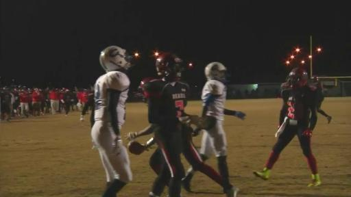 Highlights: Clayton vs. New Bern (Nov. 14, 2014)