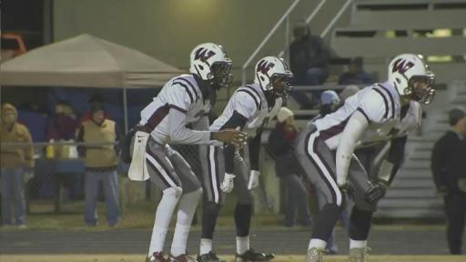 Holliday: Wakefield vs. Garner (Nov. 21, 2014)