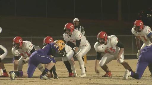Highlights: Orange vs. Corinth Holders (Nov. 21, 2014)