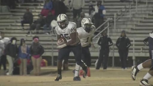 Highlights: Hillside vs. Seventy-First (Nov. 21, 2014)