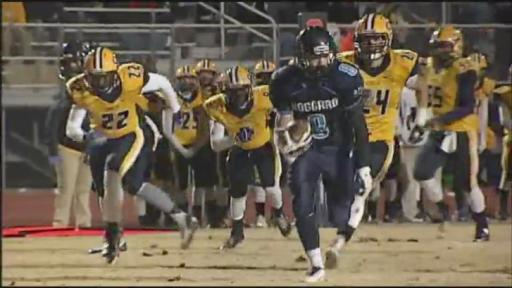 Highlights: Cape Fear vs. Hoggard (Nov. 21, 2014)