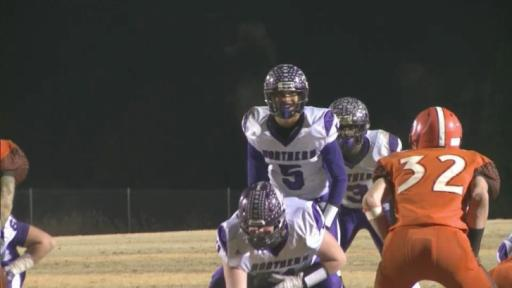 Highlights: Northern Guilford vs. Orange (Nov. 28, 2014)