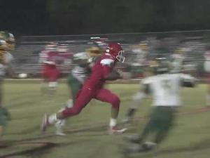 Pine Forest vs. Seventy-First (Oct. 30, 2015)