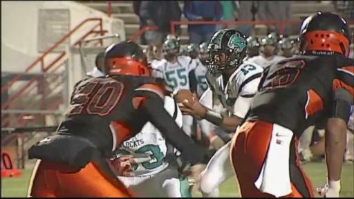 West Johnston vs. New Hanover (Nov. 20, 2015)