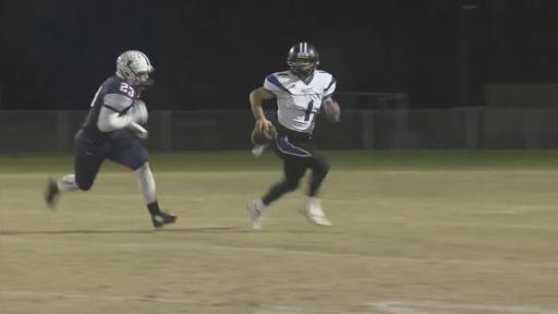Wilson Hunt vs. Terry Sanford (Nov. 20, 2015)