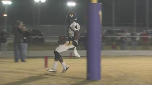 James Kenan vs. Tarboro (Nov. 28, 2015)