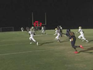 Highlights: Northern Vance vs. Carrboro (Sept. 16, 2016)