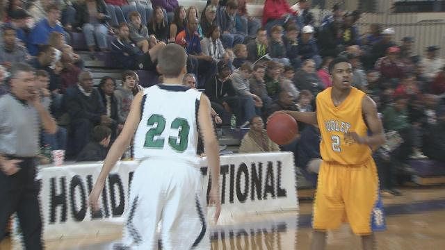 Highlights: Dudley 50, Leesville Road 44