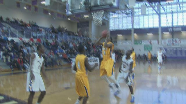 Highlights: Dudley 73, Garner 68