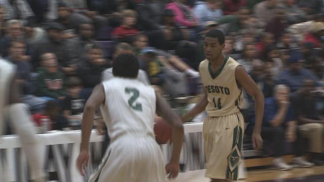 Highlights: DeSoto, Kinston