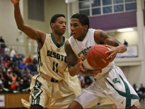 Kinston v. DeSoto Holiday Invitational