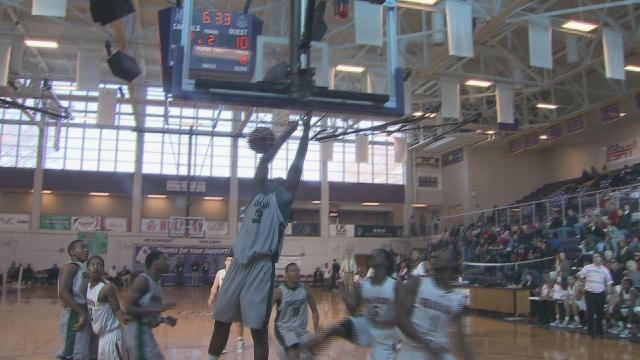 Highlights: High Point Christian, J.F. Webb