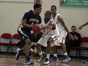 Cutherbertson High defeated Holly Springs High 67-54 to finish 5th in the HighSchoolOT. com Holiday Invitational, December 29, 2012.