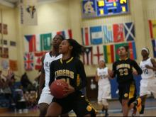 Chapel Hill pulled away in the second half to beat Hillside 57-40 in the Mix 101.5 Girls Bracket of the 2013 HighSchoolOT.com Holiday Invitational.