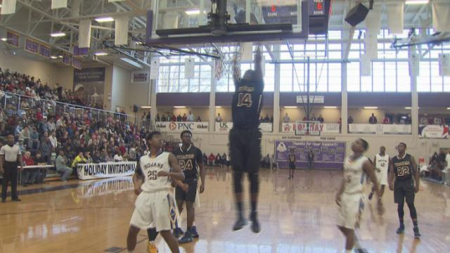 Boys Highlights: Wheeler (GA) 86, Garner 60
