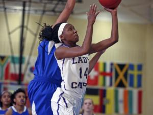 Girls Basketball: Broughton vs Dudley