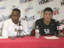 Press Conference: Moss Point (MS) (Dec. 27, 2013)