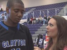 Update: Clayton's Clark stands out in win over Moss Point