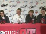 Press Conference: Sanderson (Dec. 27, 2013)