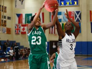 Cary vs Hillside (Dec. 27, 2013)