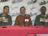 Press Conference: Broughton (Dec. 27, 2013)