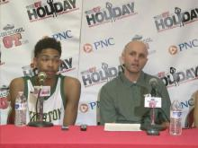 Press Conference: Kinston (Dec. 27, 2013)