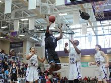 Gary Clark put in another good defensive performance but the Comets lost to Broughton, 67-61.