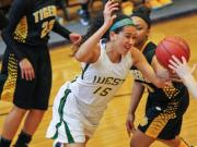 Girls Basketball: Chapel Hill 60, West Forsyth 55 (Dec. 28, 2013)