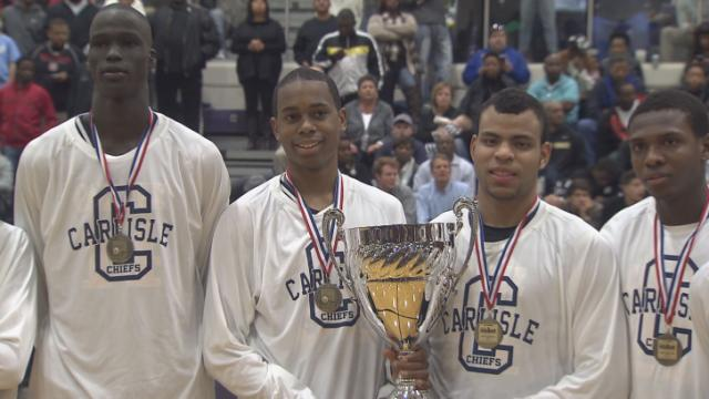 Carlisle claims Summitt crown